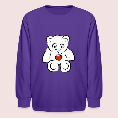 Sweethear - Kids' Long Sleeve T-Shirt