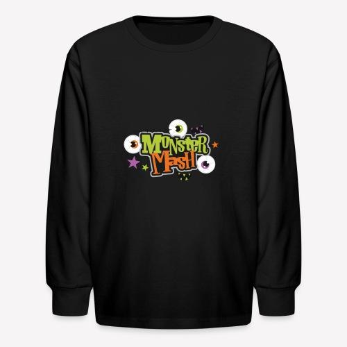 ( LIMITED ) REDNEMOFTW HALLOWEEN MERCH - Kids' Long Sleeve T-Shirt
