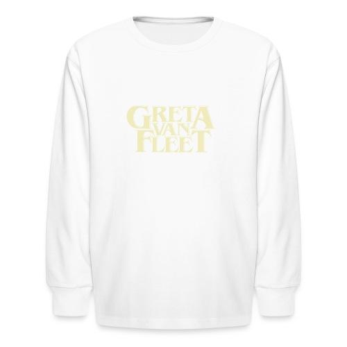 band tour - Kids' Long Sleeve T-Shirt