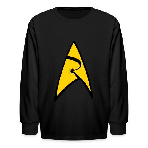 Emblem - Kids' Long Sleeve T-Shirt