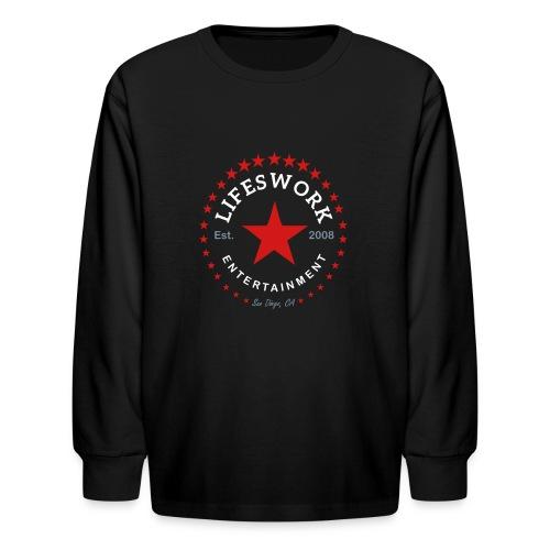 Lifeswork Entertainment - Kids' Long Sleeve T-Shirt