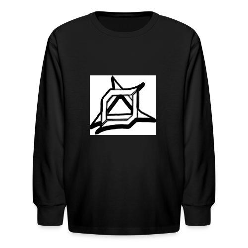 Oma Alliance Black - Kids' Long Sleeve T-Shirt