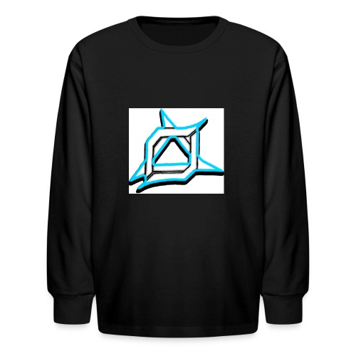 Oma Alliance Blue - Kids' Long Sleeve T-Shirt