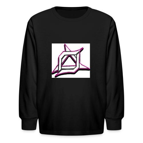 Oma Alliance Pink - Kids' Long Sleeve T-Shirt
