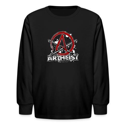 Artheist - Kids' Long Sleeve T-Shirt