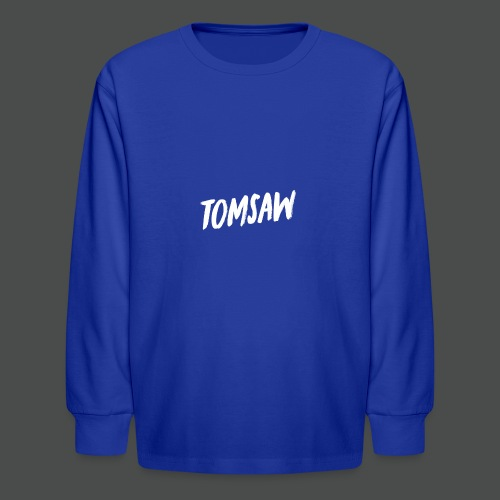 Tomsaw NEW - Kids' Long Sleeve T-Shirt