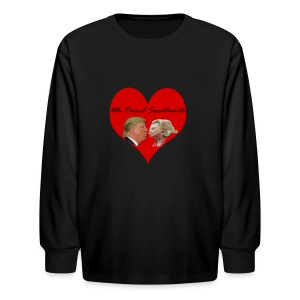 6th Period Sweethearts Government Mr Henry - Kids' Long Sleeve T-Shirt