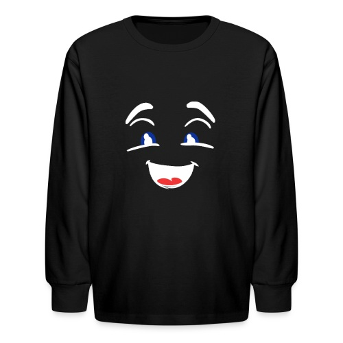 im happy - Kids' Long Sleeve T-Shirt