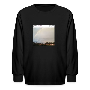 Catch Fever Maybe Single Cover - Kids' Long Sleeve T-Shirt