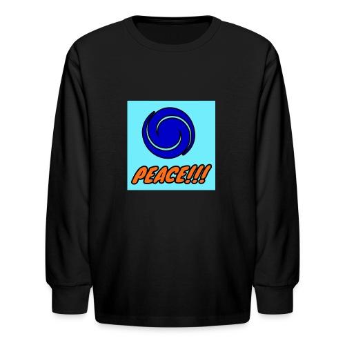 Peace - Kids' Long Sleeve T-Shirt