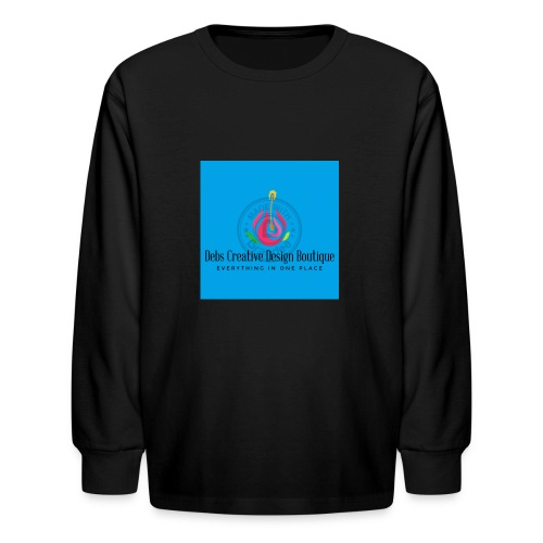 Debs Creative Design Boutique 1 - Kids' Long Sleeve T-Shirt