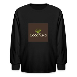 Cocanuka - Kids' Long Sleeve T-Shirt