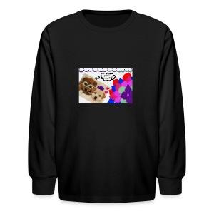 Im Cute Merchandise - Kids' Long Sleeve T-Shirt