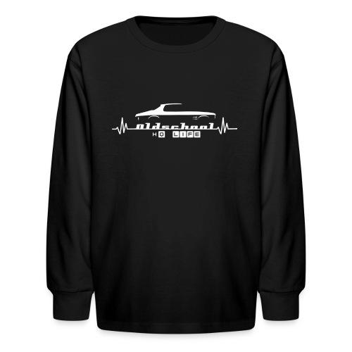 hq life - Kids' Long Sleeve T-Shirt