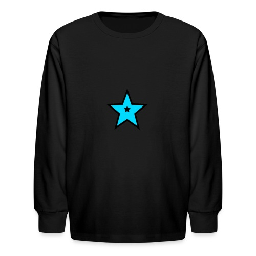 New Star Logo Merchandise - Kids' Long Sleeve T-Shirt