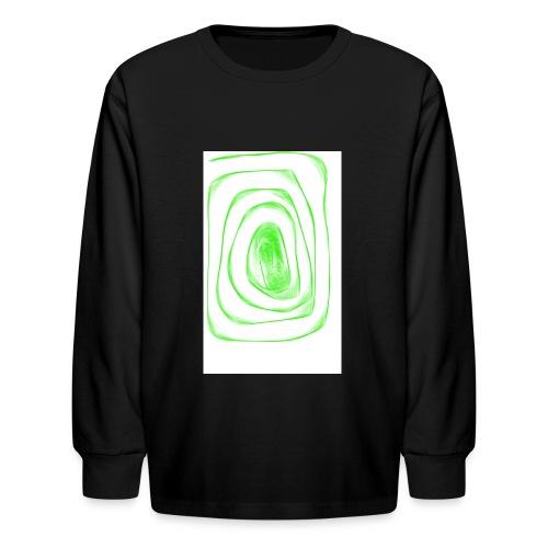 171223 112850 - Kids' Long Sleeve T-Shirt