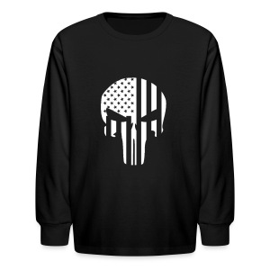 punisher - Kids' Long Sleeve T-Shirt