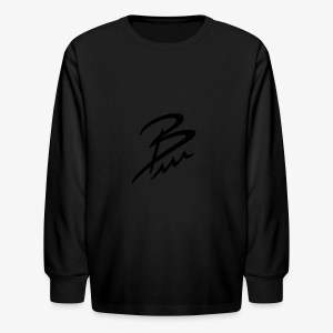 Brandon Cruz - Kids' Long Sleeve T-Shirt