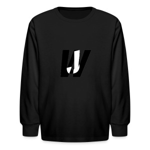 Jack Wide wear - Kids' Long Sleeve T-Shirt