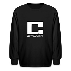 GGYT_Logo_PNG - Kids' Long Sleeve T-Shirt