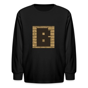 Brushykibbles - Kids' Long Sleeve T-Shirt