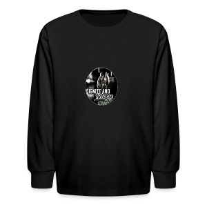 Reaper - Kids' Long Sleeve T-Shirt