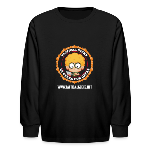 Tactical Geeks - Kids' Long Sleeve T-Shirt