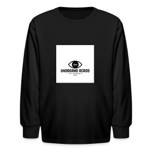 underground establishment - Kids' Long Sleeve T-Shirt