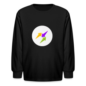 GosuTactics Logo - Kids' Long Sleeve T-Shirt