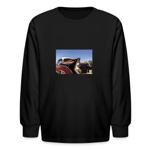 Hot rod - Kids' Long Sleeve T-Shirt