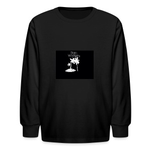 Vacation - Kids' Long Sleeve T-Shirt