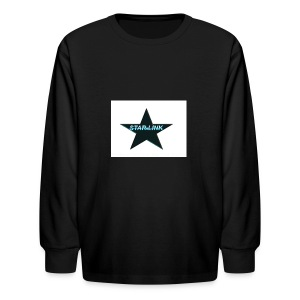 Star-Link product - Kids' Long Sleeve T-Shirt