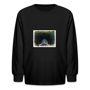 ANIMATED PICTURE - Kids' Long Sleeve T-Shirt