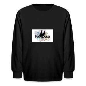 Freedove Gear and Accessories - Kids' Long Sleeve T-Shirt