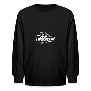 Original The Twitcher nl - Kids' Long Sleeve T-Shirt