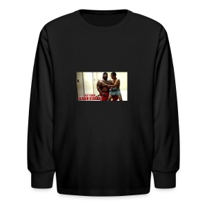 scared Straight - Kids' Long Sleeve T-Shirt