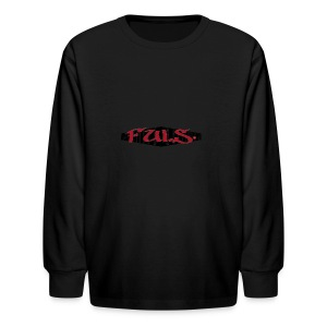 Fuls graffiti clothing - Kids' Long Sleeve T-Shirt
