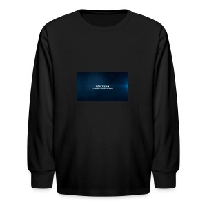 XBN CLAN - Kids' Long Sleeve T-Shirt