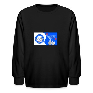 Official Successful Barber - Kids' Long Sleeve T-Shirt