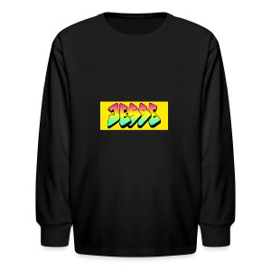 jesses logo - Kids' Long Sleeve T-Shirt