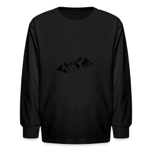Switchriding - Kids' Long Sleeve T-Shirt