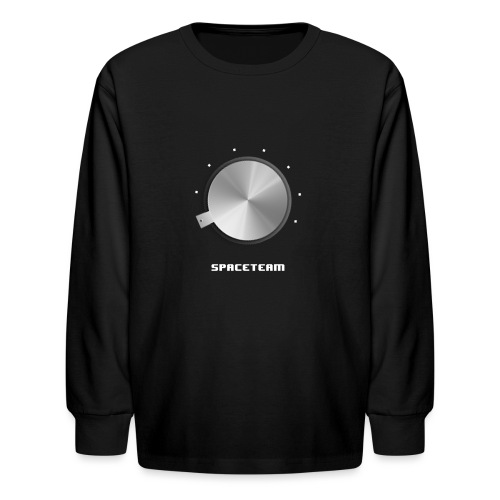Spaceteam Dial - Kids' Long Sleeve T-Shirt