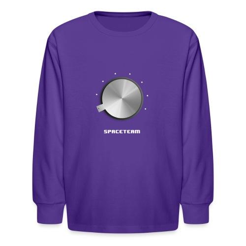 Spaceteam Dial - Kids' Long Sleeve T-Shirt