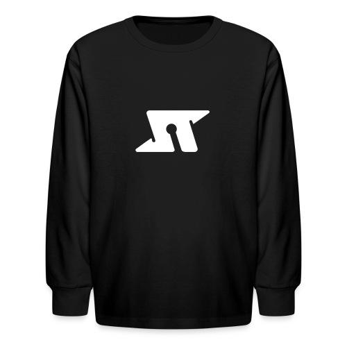 Spaceteam Logo - Kids' Long Sleeve T-Shirt