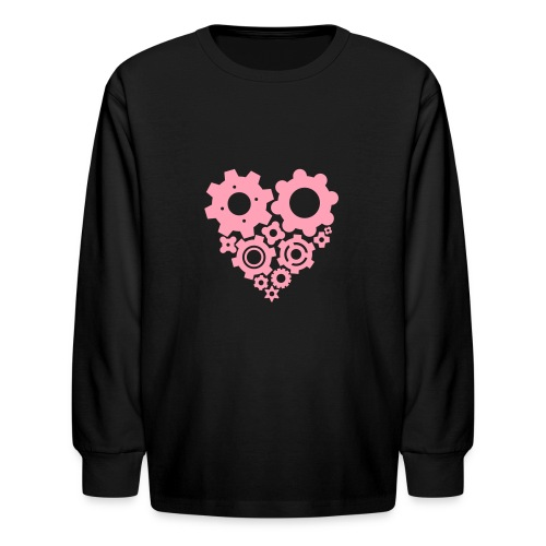 gearheart - Kids' Long Sleeve T-Shirt