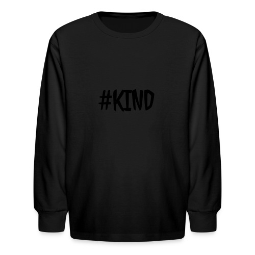 Kind Christa - Kids' Long Sleeve T-Shirt