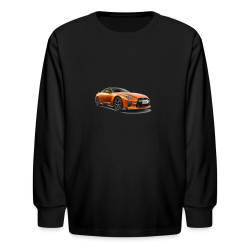 nissan n - Kids' Long Sleeve T-Shirt