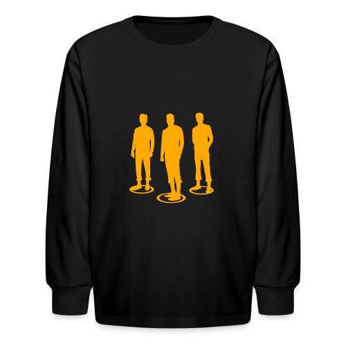 Pathos Ethos Logos 2of2 - Kids' Long Sleeve T-Shirt