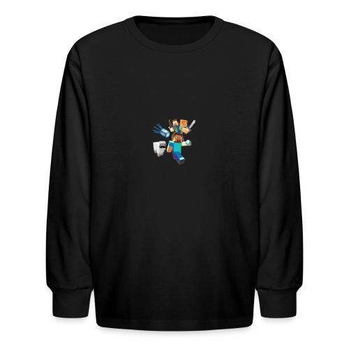 Cool - Kids' Long Sleeve T-Shirt