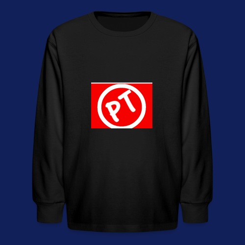 Enblem - Kids' Long Sleeve T-Shirt